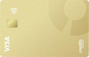 Credits Gold - kredittkort fra TF Bank